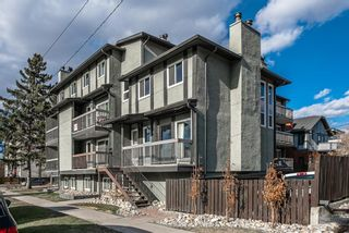 Main Photo: 104 205 5 Avenue NE in Calgary: Crescent Heights Apartment for sale : MLS®# A1100536