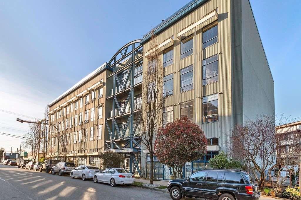 Main Photo: 107 237 E 4TH AVENUE in Vancouver: Mount Pleasant VE Condo for sale (Vancouver East)  : MLS®# R2533361