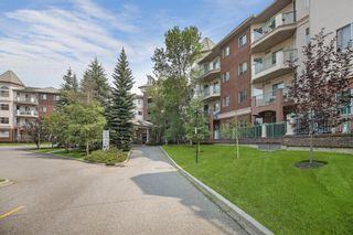 Main Photo: 415 200 Lincoln Way SW in Calgary: Lincoln Park Apartment for sale : MLS®# A1131919