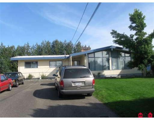 """Main Photo: 8552 BROADWAY Street in Chilliwack: Chilliwack E Young-Yale House for sale in """"R1A"""" : MLS®# H2805387"""