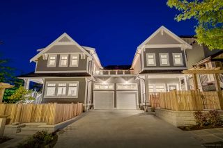 Photo 1: 2645 LAKEWOOD Drive in Vancouver: Grandview VE 1/2 Duplex for sale (Vancouver East)  : MLS®# R2202147