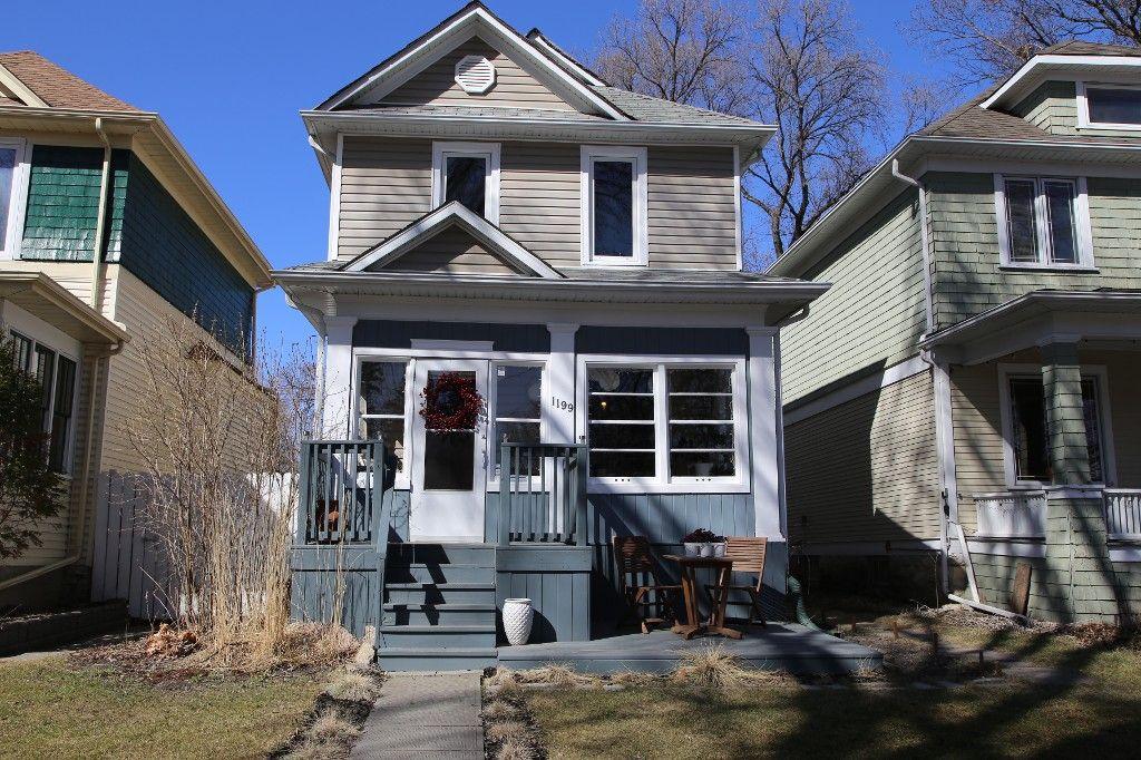 Photo 32: Photos: 1199 Wolseley Avenue in WINNIPEG: Wolseley Single Family Detached for sale (West Winnipeg)  : MLS®# 1509762