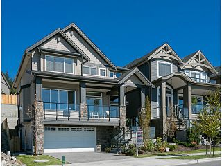 Photo 1: 3501 SHEFFIELD Avenue in Coquitlam: Burke Mountain House for sale : MLS®# V1091539
