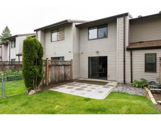 """Photo 1: 26 9955 140 Street in Surrey: Whalley Townhouse for sale in """"TIMBERLANE"""" (North Surrey)  : MLS®# R2084442"""