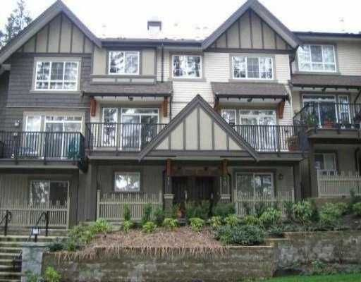 Main Photo: 10 2200 Panorama Drive in Port Moody: Heritage Woods PM Townhouse for sale