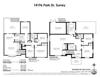 Photo 40: 14196 PARK Drive in Surrey: Bolivar Heights House for sale (North Surrey)  : MLS®# R2587948