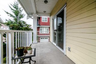 Photo 18: 4 935 EWEN AVENUE in New Westminster: Queensborough Townhouse for sale : MLS®# R2355621