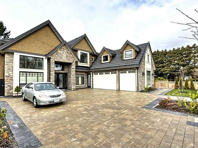 "Main Photo: 8451 FAIRHURST Road in Richmond: Seafair House for sale in ""SEAFAIR"" : MLS®# V990004"