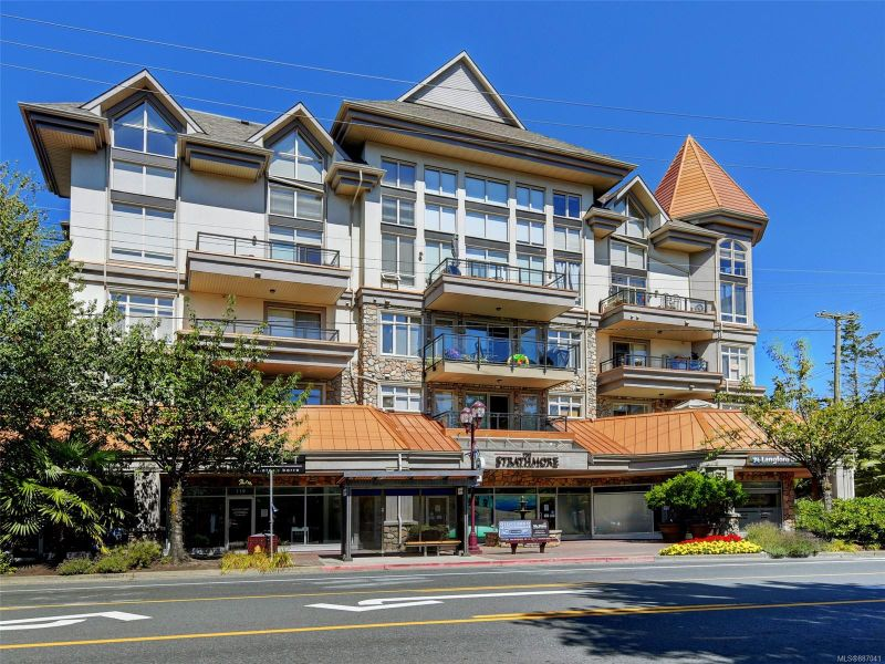 FEATURED LISTING: 409 - 866 Goldstream Ave