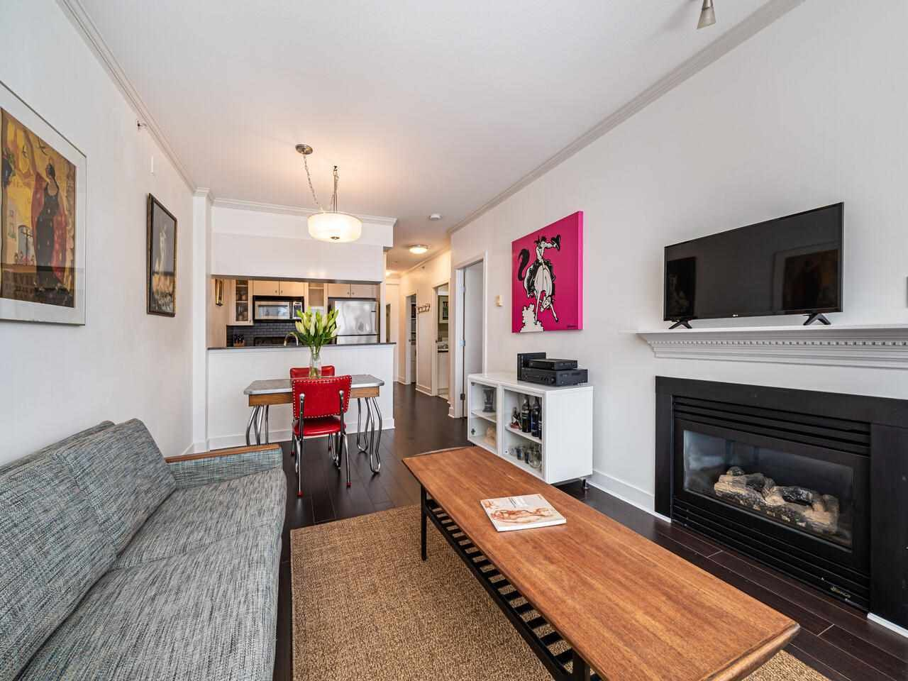 Main Photo: 501 1238 BURRARD STREET in Vancouver: Downtown VW Condo for sale (Vancouver West)  : MLS®# R2568314
