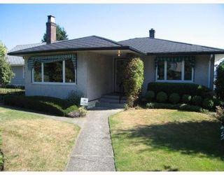Photo 1: 907 KENT Street in New_Westminster: The Heights NW House for sale (New Westminster)  : MLS®# V778258