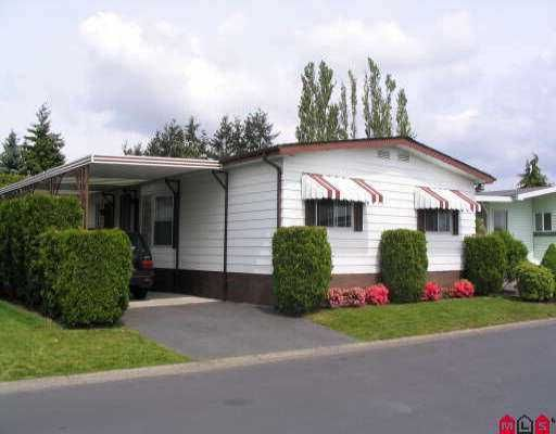 """Main Photo: 54 2303 CRANLEY DR in White Rock: King George Corridor Manufactured Home for sale in """"SUNNYSIDE ESTATES"""" (South Surrey White Rock)  : MLS®# F2509963"""