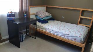 Photo 20: 813 MILLBOURNE Road E in Edmonton: Zone 29 House Half Duplex for sale : MLS®# E4252431