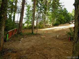 Photo 3: SL 3 Rodolph Rd in VICTORIA: CS Tanner Land for sale (Central Saanich)  : MLS®# 708709