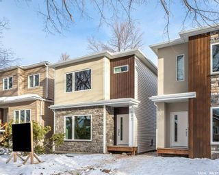 Photo 1: 802B 6th Avenue North in Saskatoon: City Park Residential for sale : MLS®# SK841864