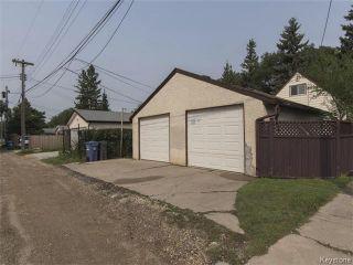 Photo 20: 474 Notre Dame Street in WINNIPEG: St Boniface Residential for sale (South East Winnipeg)  : MLS®# 1523842