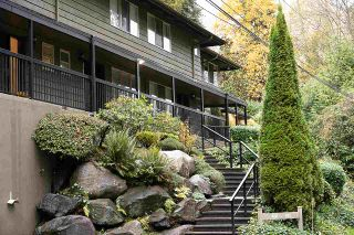 """Photo 3: 104 235 KEITH Road in West Vancouver: Cedardale Townhouse for sale in """"SPURAWAY GARDENS"""" : MLS®# R2518546"""