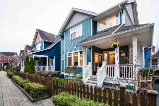 Photo 1: 4 13160 PRINCESS STREET in Richmond: Steveston South Townhouse for sale : MLS®# R2355249