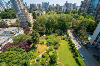 """Photo 1: 1505 1740 COMOX Street in Vancouver: West End VW Condo for sale in """"THE SANDPIPER"""" (Vancouver West)  : MLS®# R2602814"""