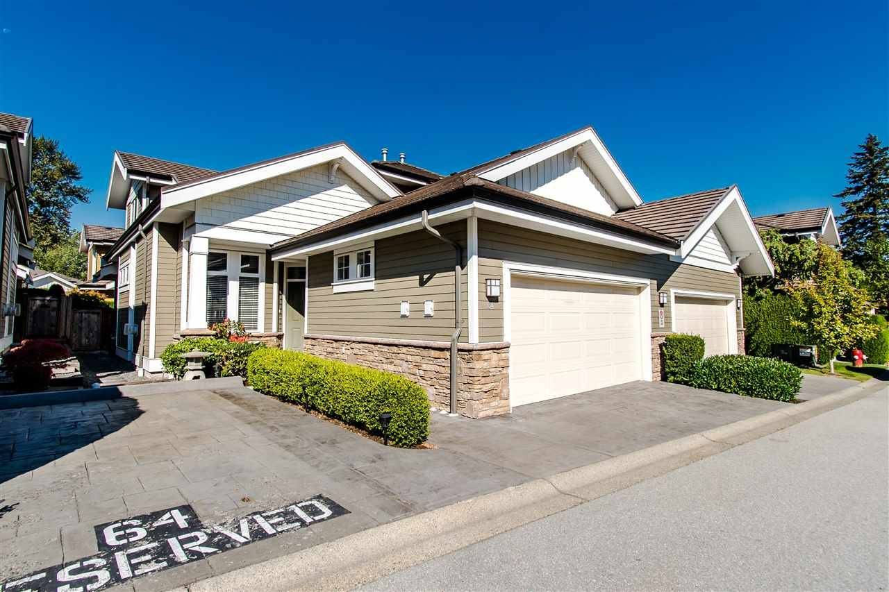"""Main Photo: 64 14655 32 Avenue in Surrey: Elgin Chantrell Townhouse for sale in """"Elgin Pointe"""" (South Surrey White Rock)  : MLS®# R2496282"""
