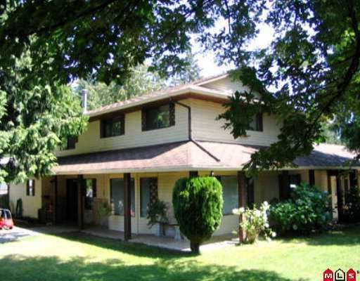 """Main Photo: 9252 204TH ST in Langley: Walnut Grove House for sale in """"WALNUT GROVE"""" : MLS®# F2517482"""