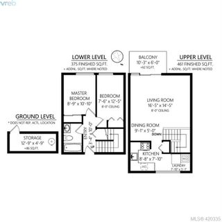 Photo 22: 2 210 Douglas St in VICTORIA: Vi James Bay Row/Townhouse for sale (Victoria)  : MLS®# 831921