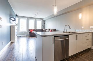 """Photo 6: 210 5665 177B Street in Surrey: Cloverdale BC Condo for sale in """"LINGO"""" (Cloverdale)  : MLS®# R2576920"""
