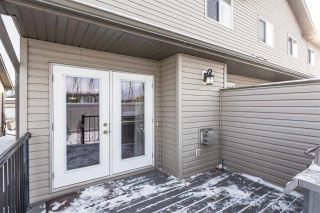 Photo 40: 37 9511 102 Ave: Morinville Townhouse for sale : MLS®# E4227386
