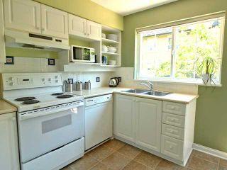 Photo 2: # 17 1561 BOOTH AV in Coquitlam: Maillardville Townhouse for sale : MLS®# V1131693