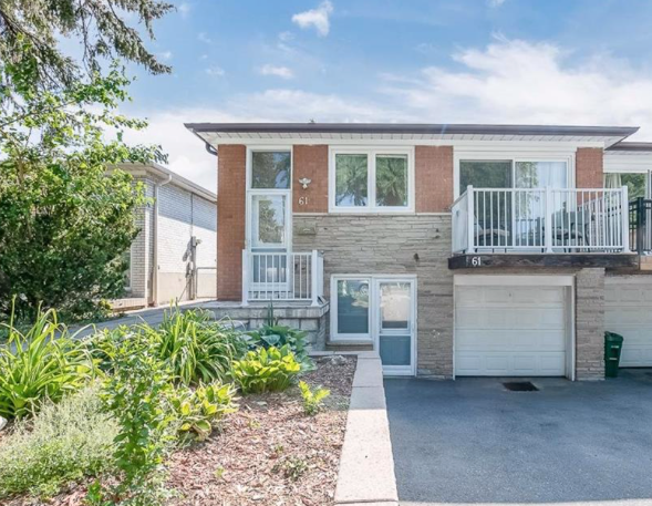 Main Photo: Reiber Crescent in Toronto: House for sale