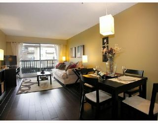 """Photo 2: 306 1011 4TH Avenue in New_Westminster: Uptown NW Condo for sale in """"CRESTWELL MANOR"""" (New Westminster)  : MLS®# V718301"""