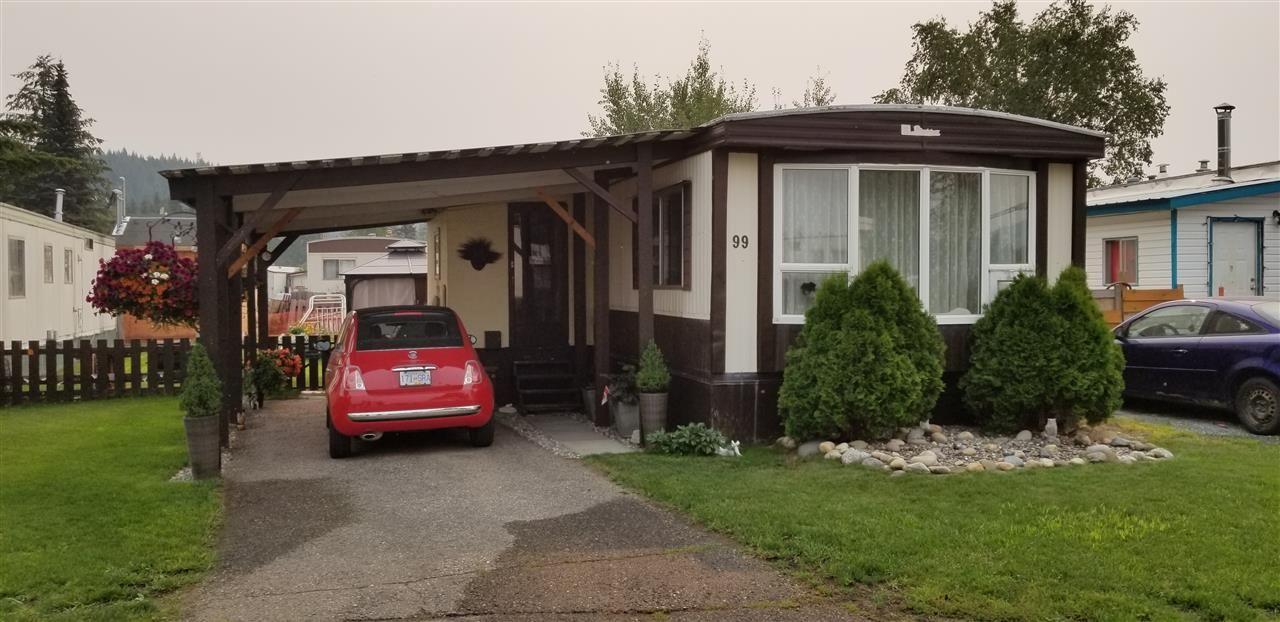 Main Photo: 99 5130 NORTH NECHAKO ROAD in : Nechako Bench Manufactured Home for sale : MLS®# R2297131