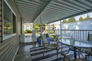 """Photo 19: 182 7790 KING GEORGE Boulevard in Surrey: East Newton Manufactured Home for sale in """"CRISPEN BAYS"""" : MLS®# R2591510"""