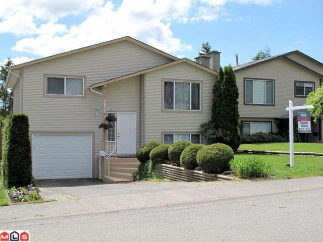 Main Photo: 2856 WOODLAND DRIVE in : Willoughby Heights House for sale (Langley)  : MLS®# F1014677