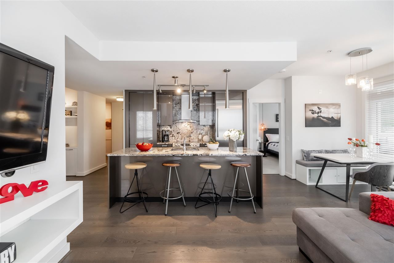 """Main Photo: 218 733 W 14TH Street in North Vancouver: Mosquito Creek Condo for sale in """"REMIX"""" : MLS®# R2582880"""