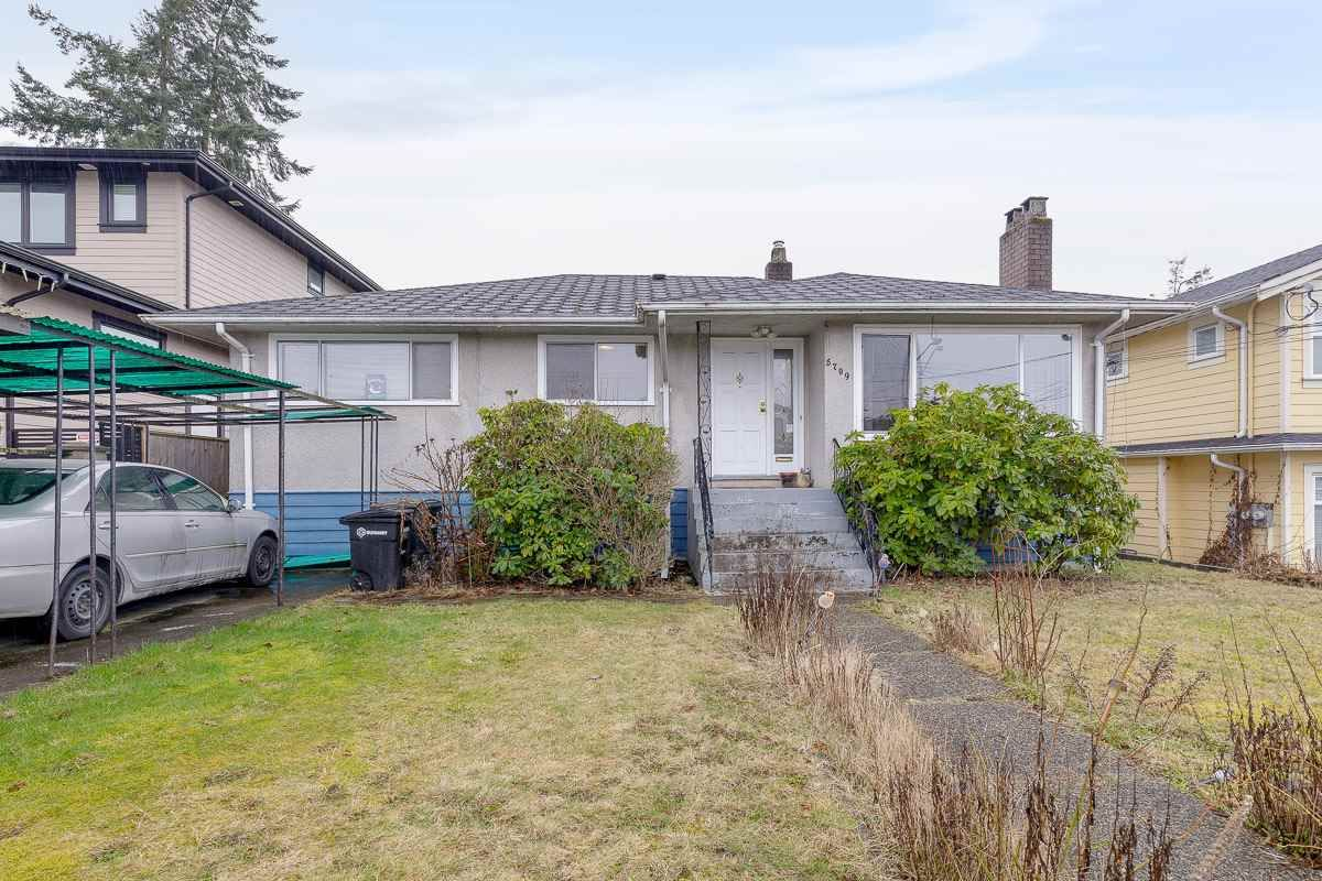 Main Photo: 5709 BOOTH Avenue in Burnaby: Forest Glen BS House for sale (Burnaby South)  : MLS®# R2540838