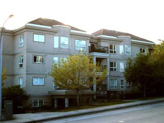 """Photo 1: 107 202 MOWAT Street in New Westminster: Uptown NW Condo for sale in """"SAUSALITO"""" : MLS®# V850275"""