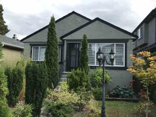 Photo 1: 108 W 45TH Avenue in Vancouver: Oakridge VW House for sale (Vancouver West)  : MLS®# R2395956
