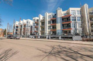 Photo 40: 311 10147 112 Street in Edmonton: Zone 12 Condo for sale : MLS®# E4238427