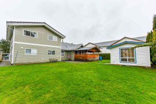 Photo 35: 46365 CESSNA Drive in Chilliwack: Chilliwack E Young-Yale House for sale : MLS®# R2534194