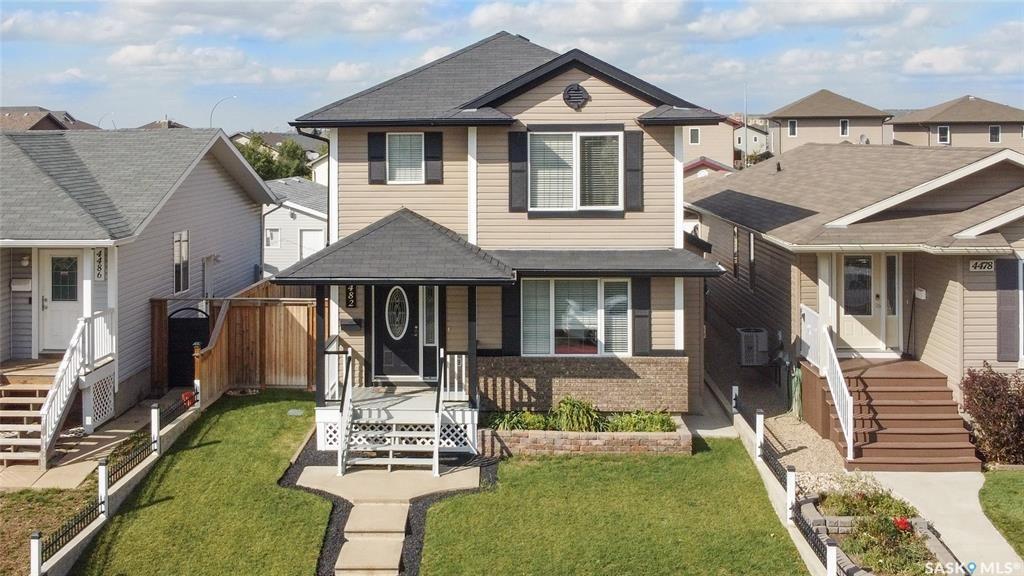 Main Photo: 4482 NICURITY Drive in Regina: Lakeridge RG Residential for sale : MLS®# SK870500