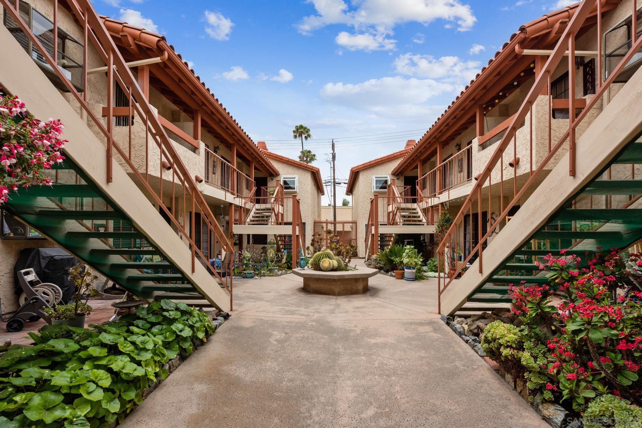 Main Photo: NORTH PARK Condo for sale : 2 bedrooms : 3988 Iowa #9 in San Diego