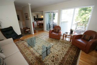 """Photo 4: 1310 W 7TH Avenue in Vancouver: Fairview VW Townhouse for sale in """"FAIRVIEW VILLAGE"""" (Vancouver West)  : MLS®# R2177755"""