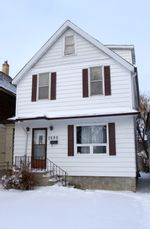 Property Photo: 1535 Alexander AVE in Winnipeg