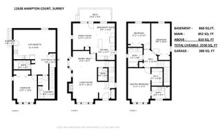 "Photo 33: 12638 HAMPTON Court in Surrey: West Newton House for sale in ""HAMPTON BLVD"" : MLS®# R2613727"