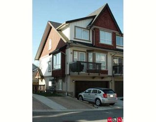 """Photo 1: 81 7155 189TH Street in Surrey: Clayton Townhouse for sale in """"BACARA"""" (Cloverdale)  : MLS®# F2907169"""