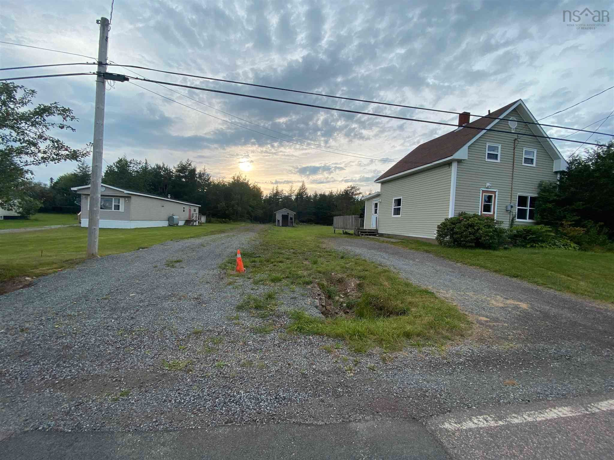 Main Photo: 200 Highway 320 in Louisdale: 305-Richmond County / St. Peters & Area Residential for sale (Highland Region)  : MLS®# 202122756