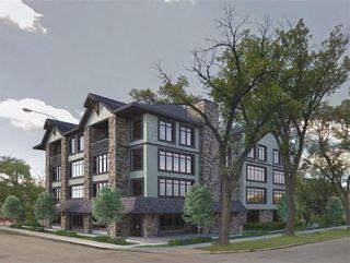 Photo 1: 403 227 Stafford Avenue in Winnipeg: Crescentwood Condominium for sale (1B)  : MLS®# 202123575