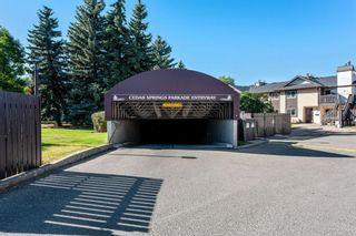 Photo 28: 91 CEDAR SPRINGS Gardens SW in Calgary: Cedarbrae Row/Townhouse for sale : MLS®# A1032381