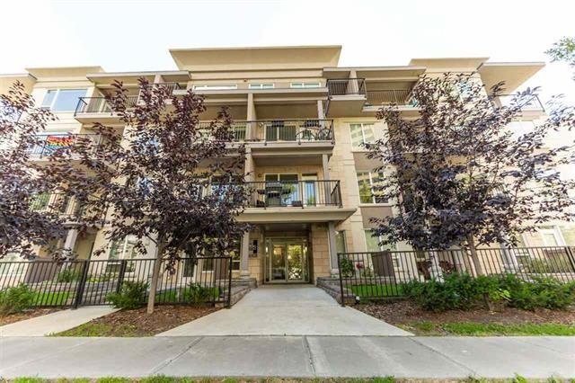 Main Photo: 101 9907 91 Avenue in Edmonton: Zone 15 Condo for sale : MLS®# E4232099
